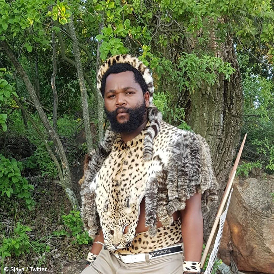 Sjava shares visual references of dress code for Durban leg of A Night With Sjava