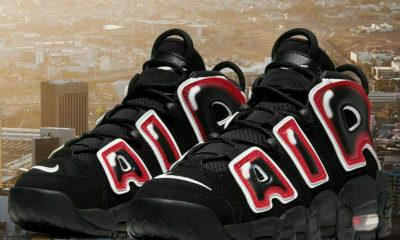 Sportscene Nike Air More Uptempo Sneakers