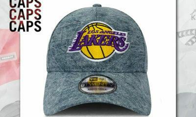 Sportscene promotes an assortment of branded caps