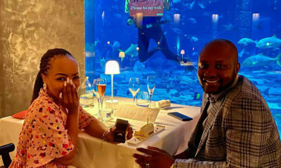 TDK Macassette announces engagement to Liberty Mike Mhlanga