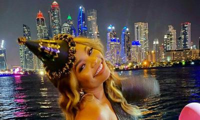 Terry Pheto shares highlights from her Dubai vacation
