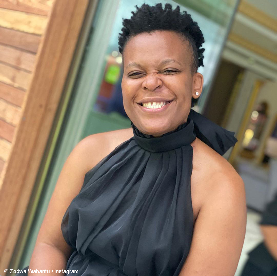 Zodwa Wabantu shares video of fat freezing treatment