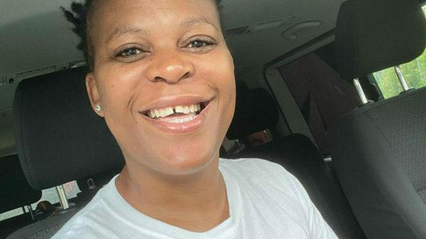 Zodwa Wabantu showcases new branded merchandise for her perfumes
