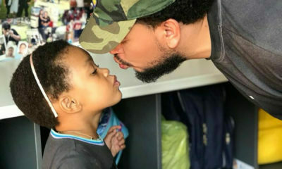 AKA keeps his promise to take Kairo to her first day of school