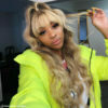 Nadia Nakai wears blonde wig in upcoming More Drugs music video, featuring Tshego