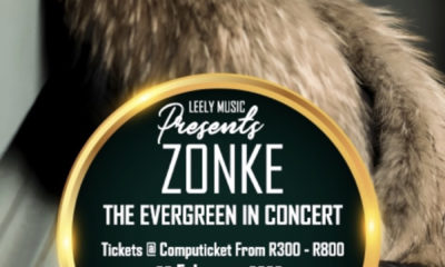 Zonke prepares for upcoming Zonke: The Evergreen concert