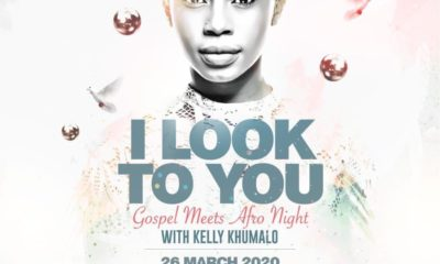 Kelly Khumalo announces Ayanda Ntanzi as supporting act for I Look To You concert