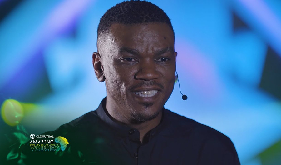 Old Mutual's Amazing Voices: The contestants perform love songs to commemorate Valentine's Day