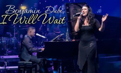 Benjamin Dube - I Will Wait ft Karen Van Staden