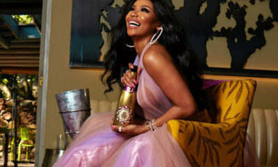 Bonang Matheba's fans allege that YFM's DJ Ankletap referred to her as merely the face of House Of BNG