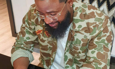 Cassper Nyovest's cryptic tweet speculated to be about AKA and DJ Zinhle's failed relationship