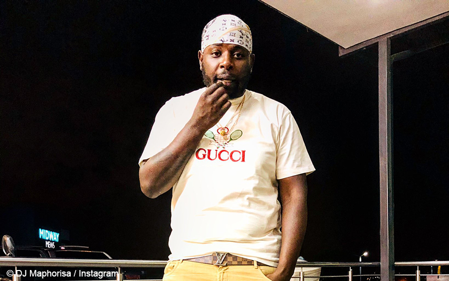 DJ Maphorisa defends his affinity for Gucci clothing
