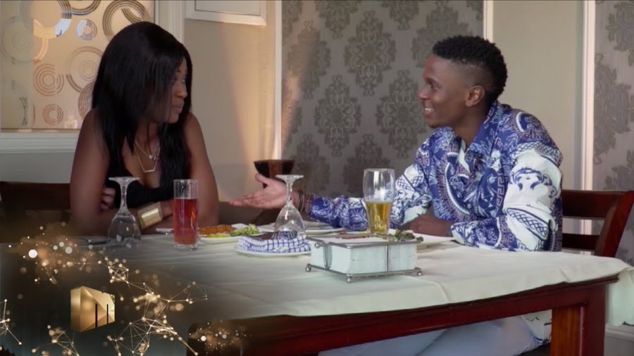 Date My Family: Mbali shocks the families with her candid demeanour