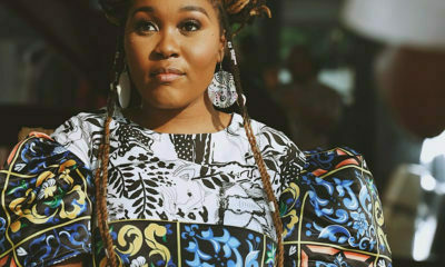 Lady Zamar reveals she still finds big recording studios intimidating