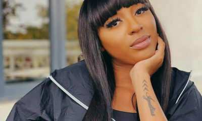 Nadia Nakai poses in Reebok gear for Zig Kinetica photoshoot
