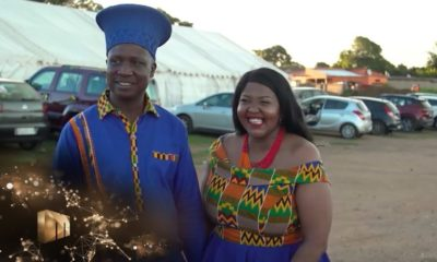 Our Perfect Wedding: Lucky and Gloria wed after the loss of two children