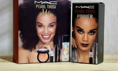 Pearl Thusi shares samples of inclusive makeup kits, in collaboration with MAC Cosmetics