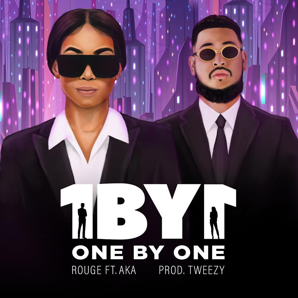 Rouge shares snippet of upcoming single, One By One, featuring AKA