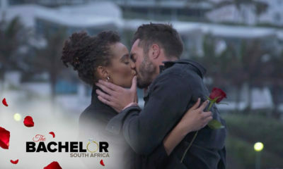 The Bachelor SA: Marc and Qiniso share the first kiss of the second season