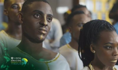 Old Mutual's Amazing Voices: The contestants gear up for singer-songwriter week