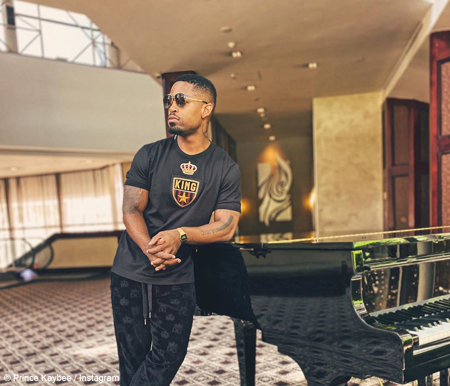 Prince Kaybee reveals his production method in latest social media post