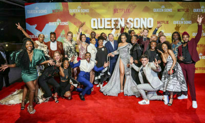 Queen Sono premiere hosts some of South Africa's A-list celebrities