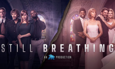Executive producers Tiffany and Johnny Barbuzano share insights on upcoming series, Still Breathing