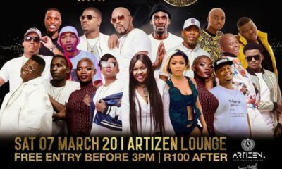 DJ Tira's A Night With Ezase Afro Concert to feature Afrotainment artists