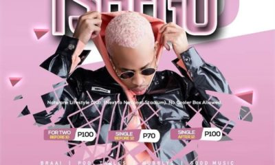 Tshego's self-titled tour scheduled to kick-off in Botswana