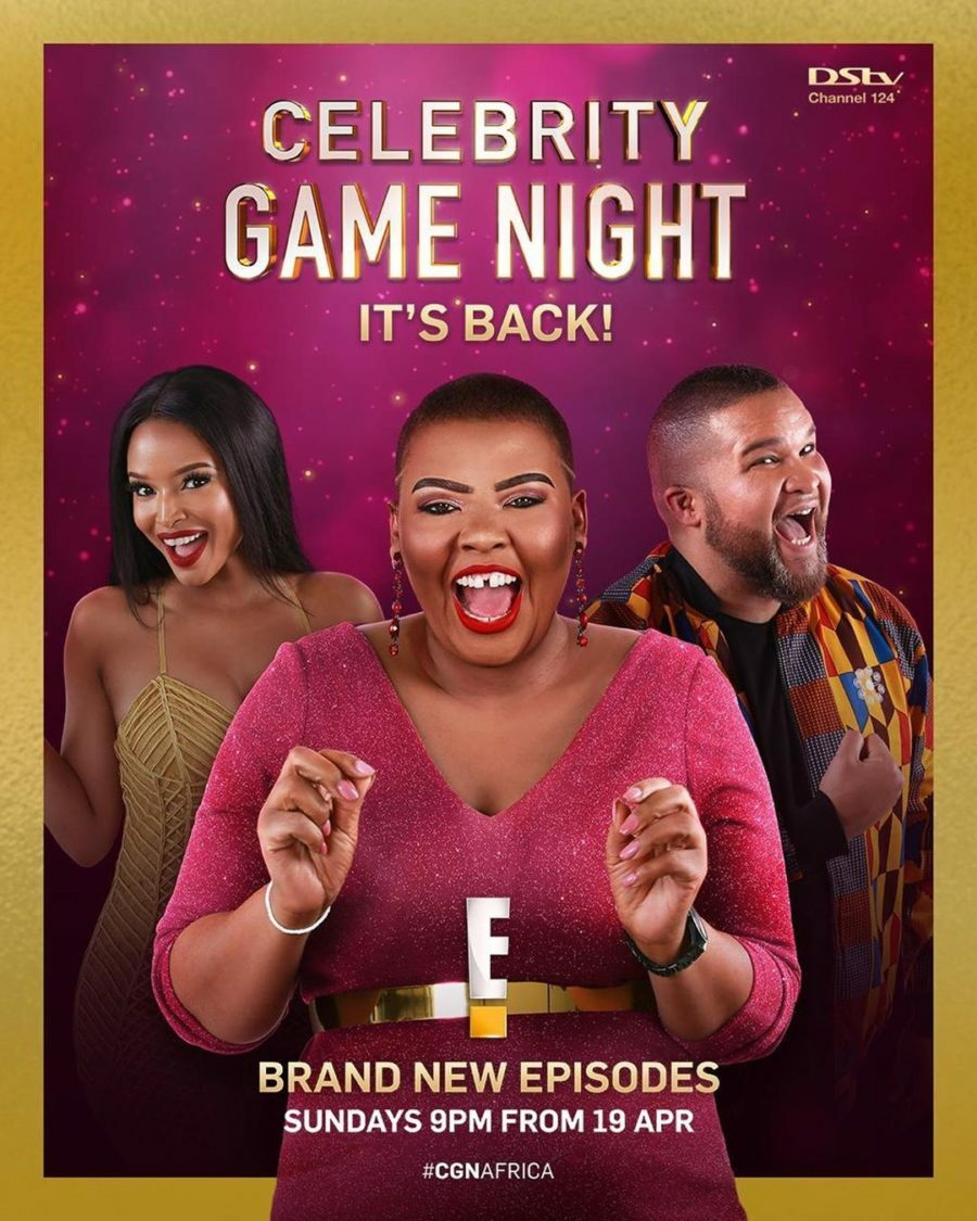E! Africa announces the return of Celebrity Game Night
