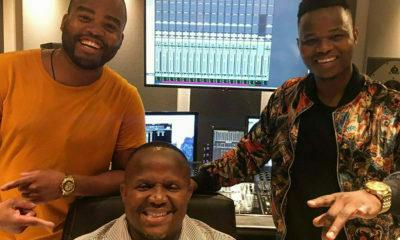 Ayanda Ntanzi hints at collaborative single with Pastor Mthunzi Namba