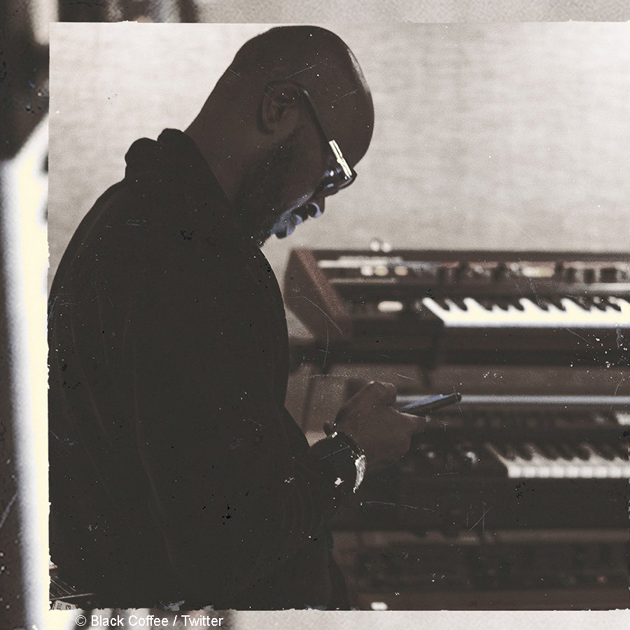 Black Coffee prepares to release new album, SBCNCSLY