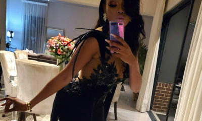 Bonang Matheba highlights the multiple functions of a boyfriend