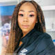 Bontle Modiselle showcases makeup look by Thato Aphane
