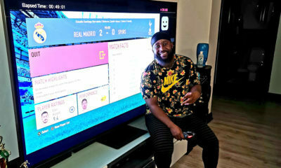 Cassper Nyovest to play online FIFA match against Trevor Noah, after losing to Chad Johnson