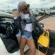 Kamo Mphela showcases new dance routine