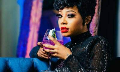 Kelly Khumalo Controversy Gin available for pre-order exclusively at Makro