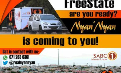 Nyan'Nyan to intervene in tumultuous relationships in the Free State