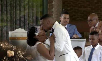 Our Perfect Wedding: The couple ties the knot after Amanda unconventionally proposes to Kabelo