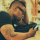 Prince Kaybee shows off biceps in post-workout Instagram image