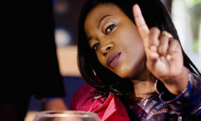 """Rami Chuene delivers her final performance as Gracious """"T-Gom"""" Mabuza on The Queen"""