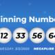 USA Mega Millions Winning Numbers: 3 March 2020