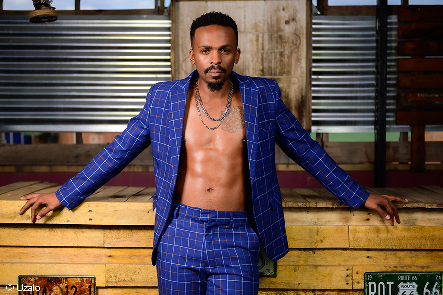 Sizwe Khumbuza exclusively reveals that his character on Uzalo falls in love with a leading lady