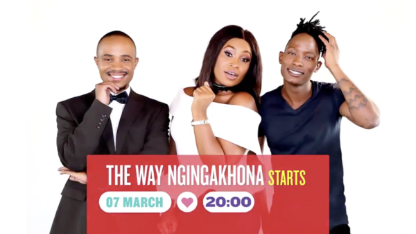 Moja Love announces new reality show, The Way Ngingakhona
