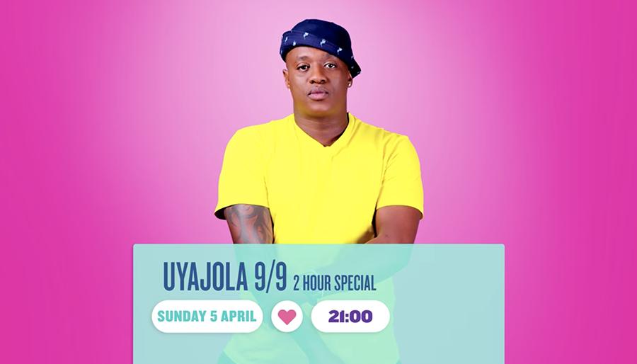 Moja Love TV announces two-hour season premiere of Uyajola 9/9
