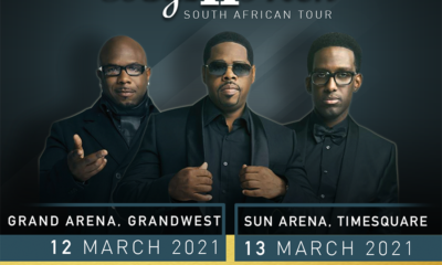 Boyz ll Men announces new dates for South African tour, postponing to 2021