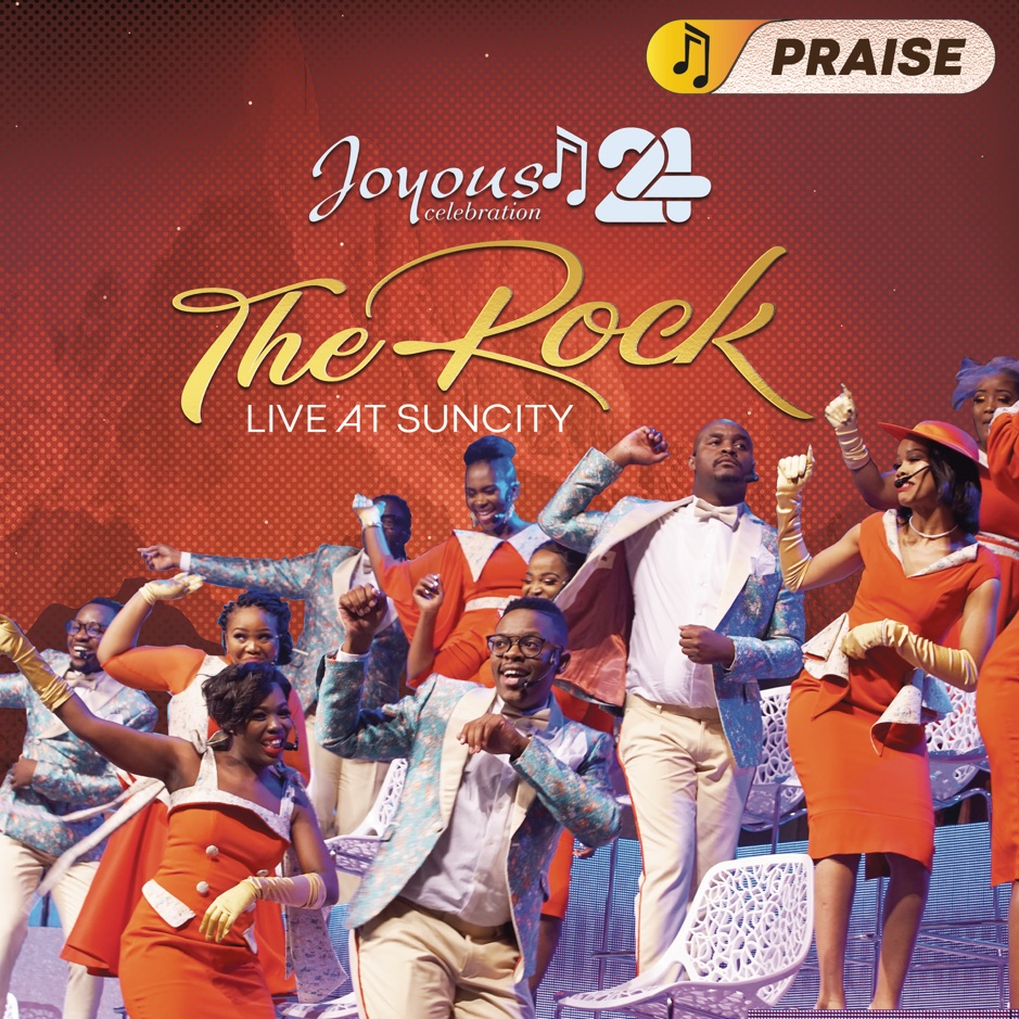 Joyous Celebration 24: The Rock features single led by the celebrated SbuNoah