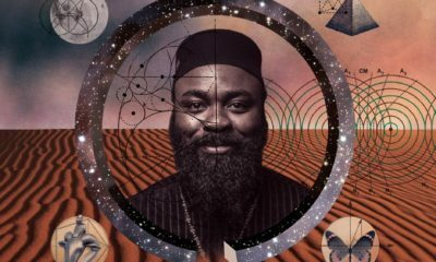 Nduduzo Makhathini's children contribute to his new album, Modes of Communication: Letters from the Underworlds