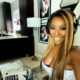 Pearl Modiadie wears wig with blonde highlights to host Metro FM radio show from home