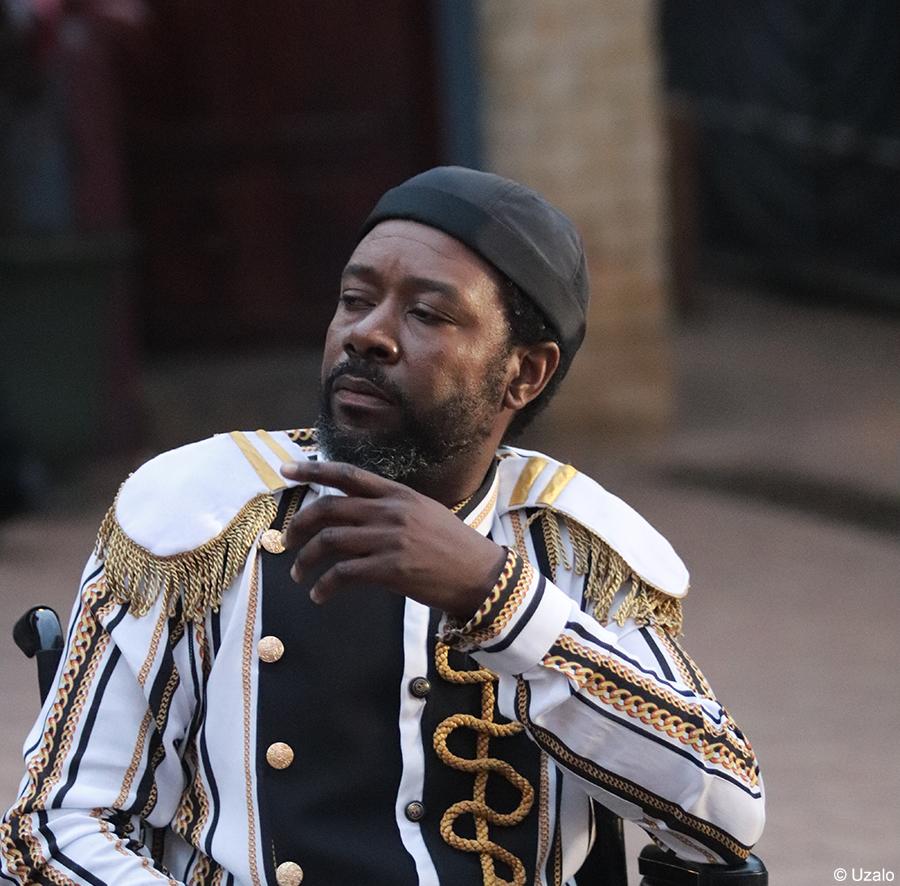 Bongani Madondo reprises role as Amos on Uzalo | JustNje